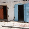 Synagogue Exterior 2, Synagogue, Qebili (Kebili, ڨبلي), Tunisia, Chrystie Sherman, 7/12/16
