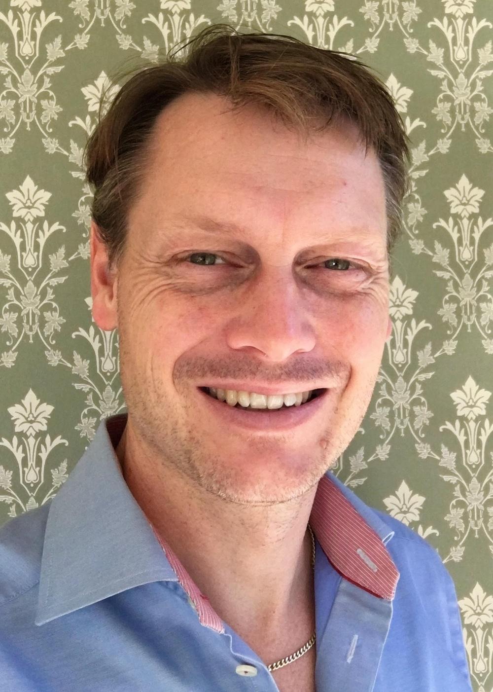 Johan Ungerstedt, vd och grundare Developeration