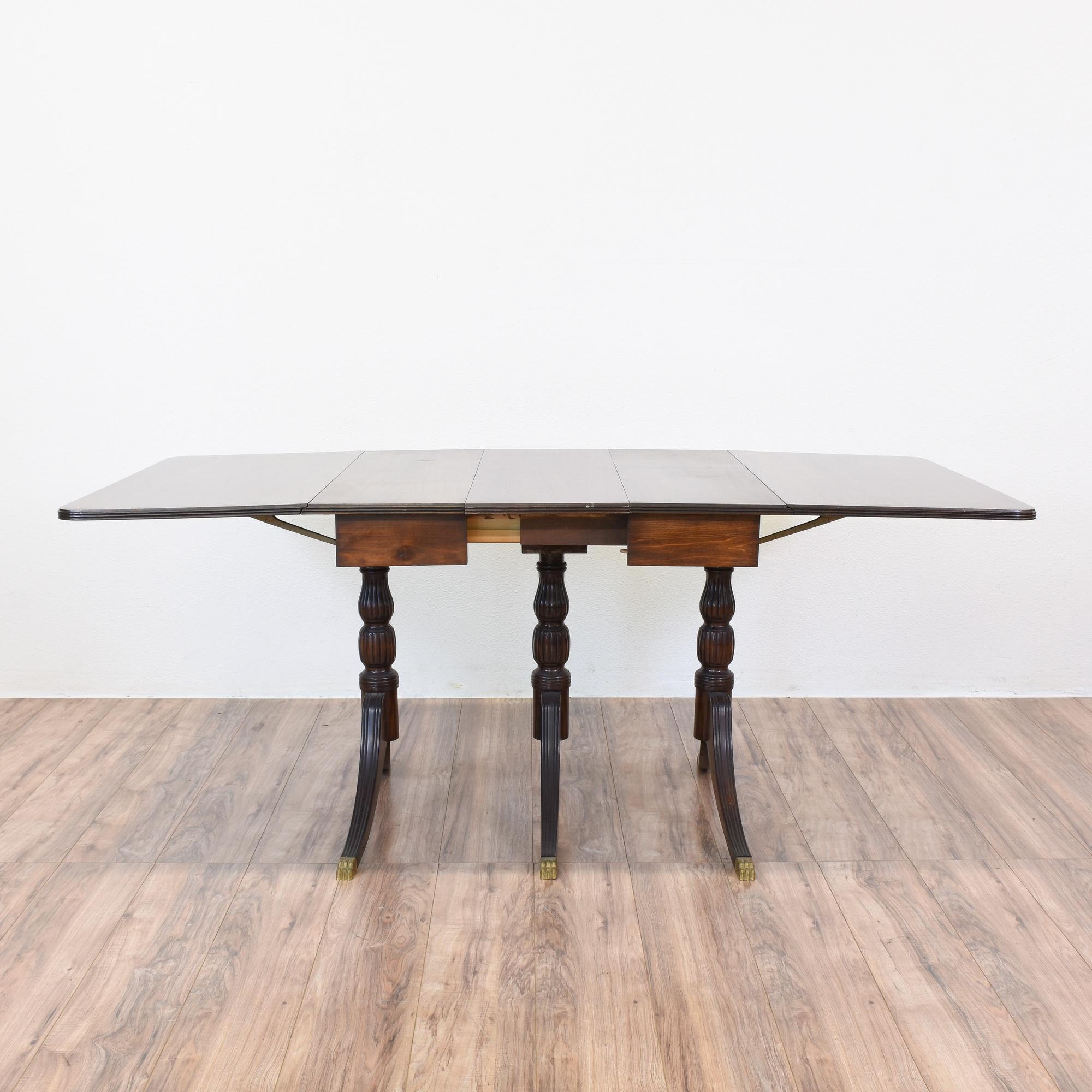 duncan phyfe drop leaf dining table value 28 images antique