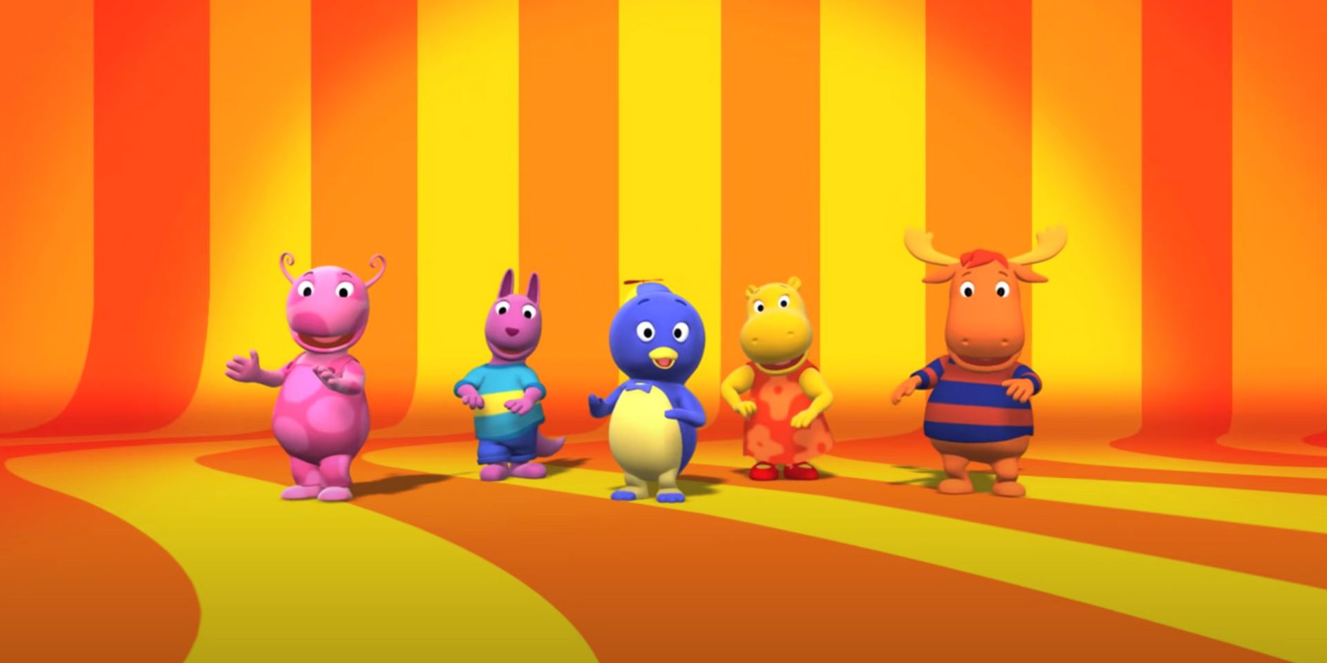 The Backyardigans' lyricist McPaul Smith on the heart behind his viral TikTok hits and his illustrious career in kids' media