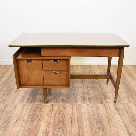 """""""Hooker Mainline"""" Mid Century Modern Desk"""