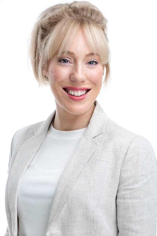 Claire Johnson, Chief Executive Officer of Hydrogen Mobility Australia