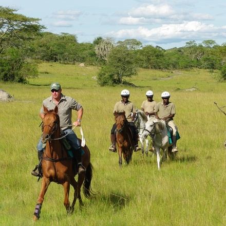An adrenaline Safari to Lake Mburo National Park with Ground Transportation From Kampala