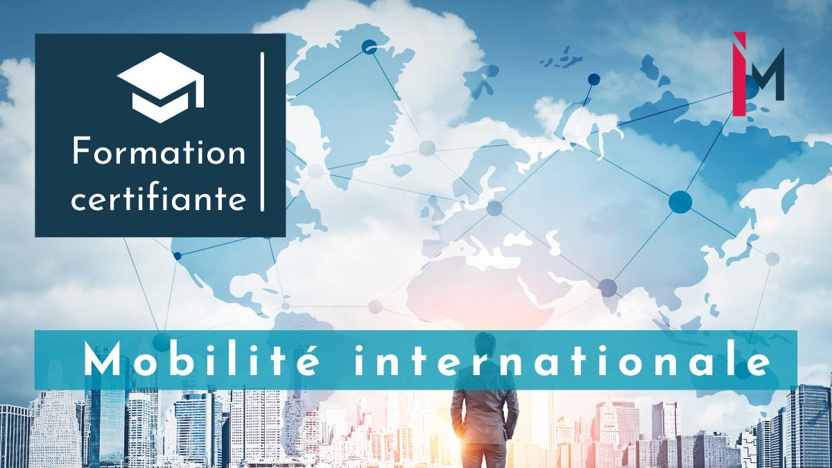 Représentation de la formation : Data management & Excel® appliqué à la mobilité internationale  formation certifiante