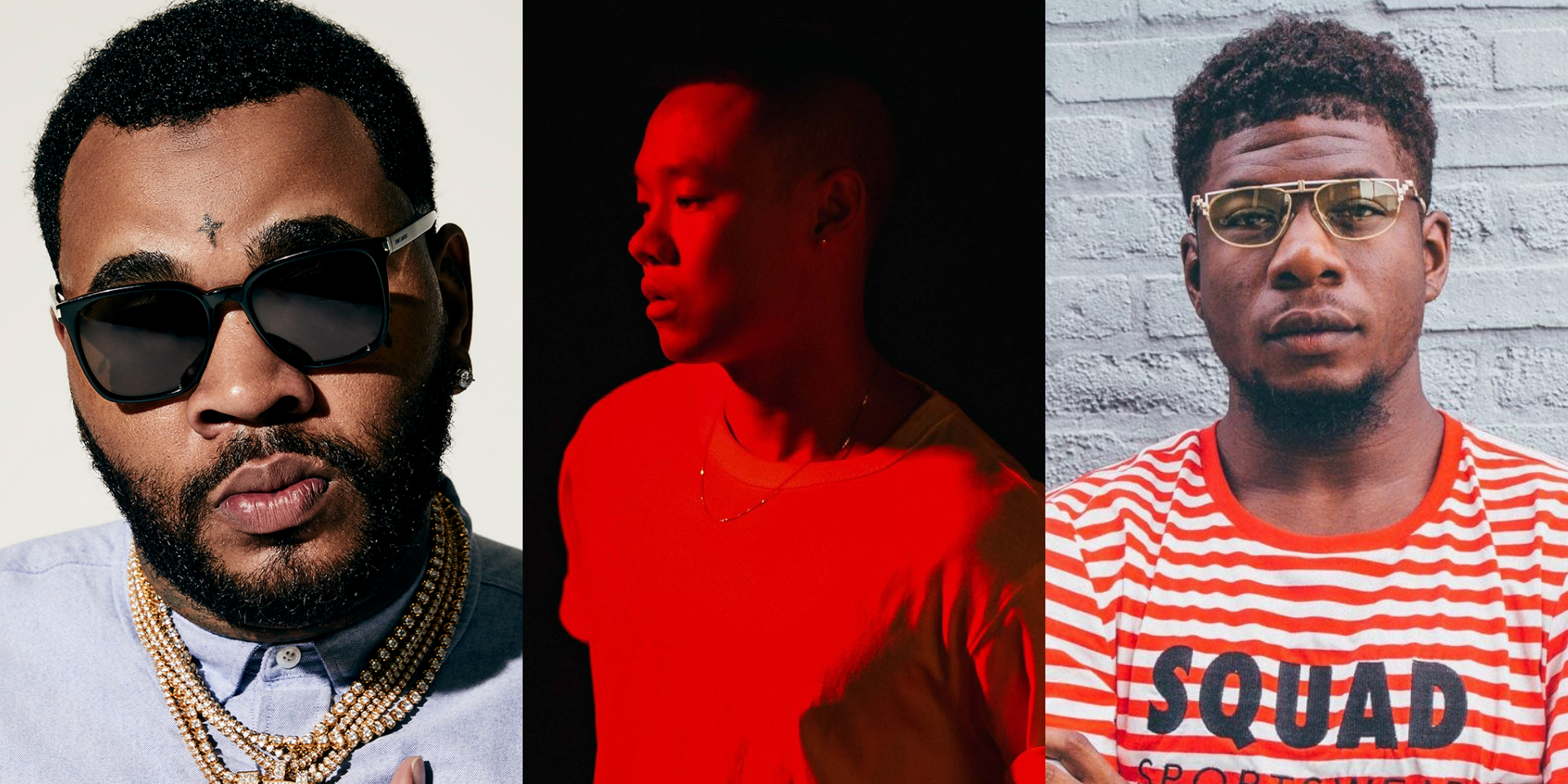 """Vans announces full lineup for """"The Takeover"""" featuring Kevin Gates, Mick Jenkins, Bohan Phoenix and more"""