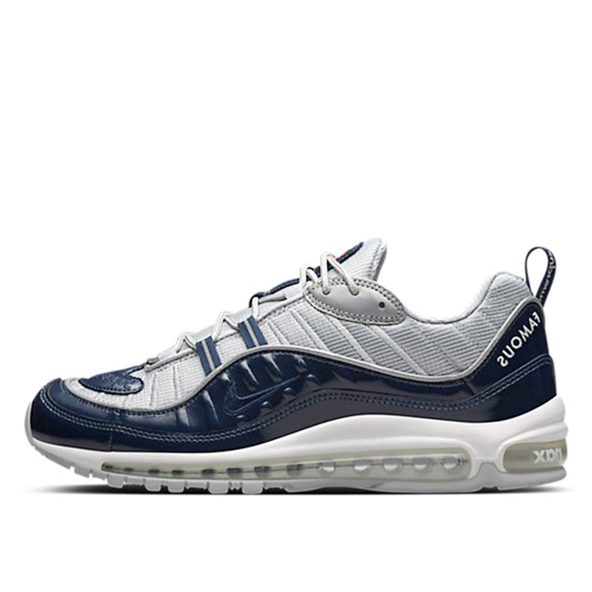 Where To Buy And Sell Nike Air Max 98 Supreme Obsidian 844694 400