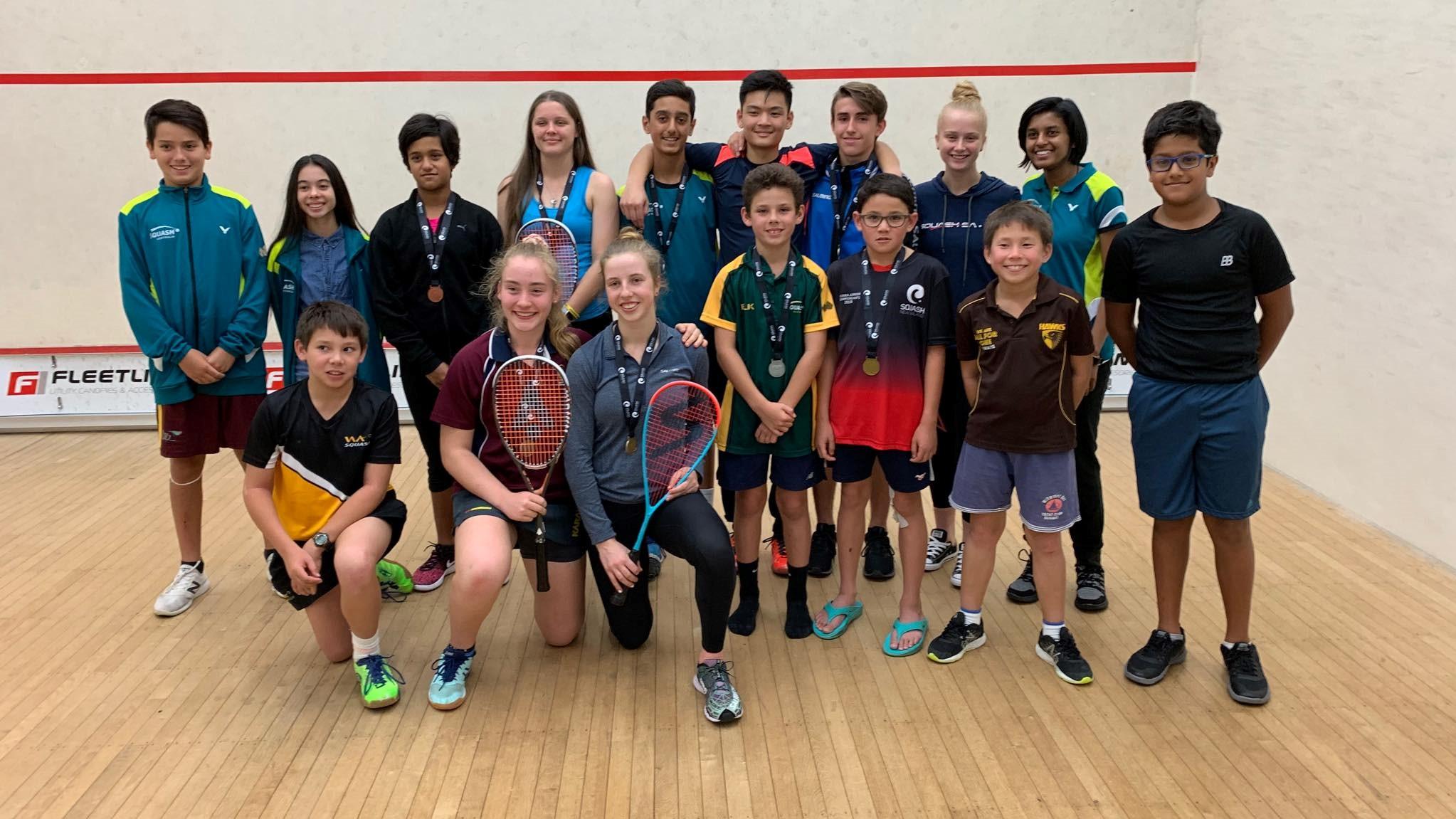 Four titles for Australia at Oceania Junior Championships