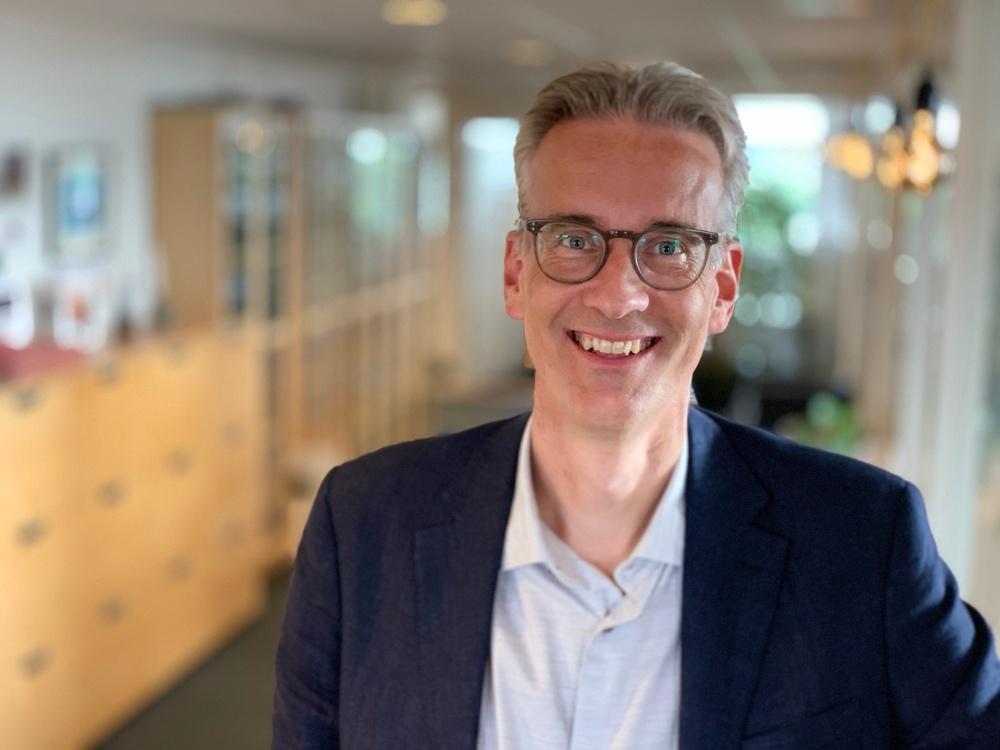 Fredrik Lomäng, Bildupphovsrätts nye VD, tillträder den 21 september.