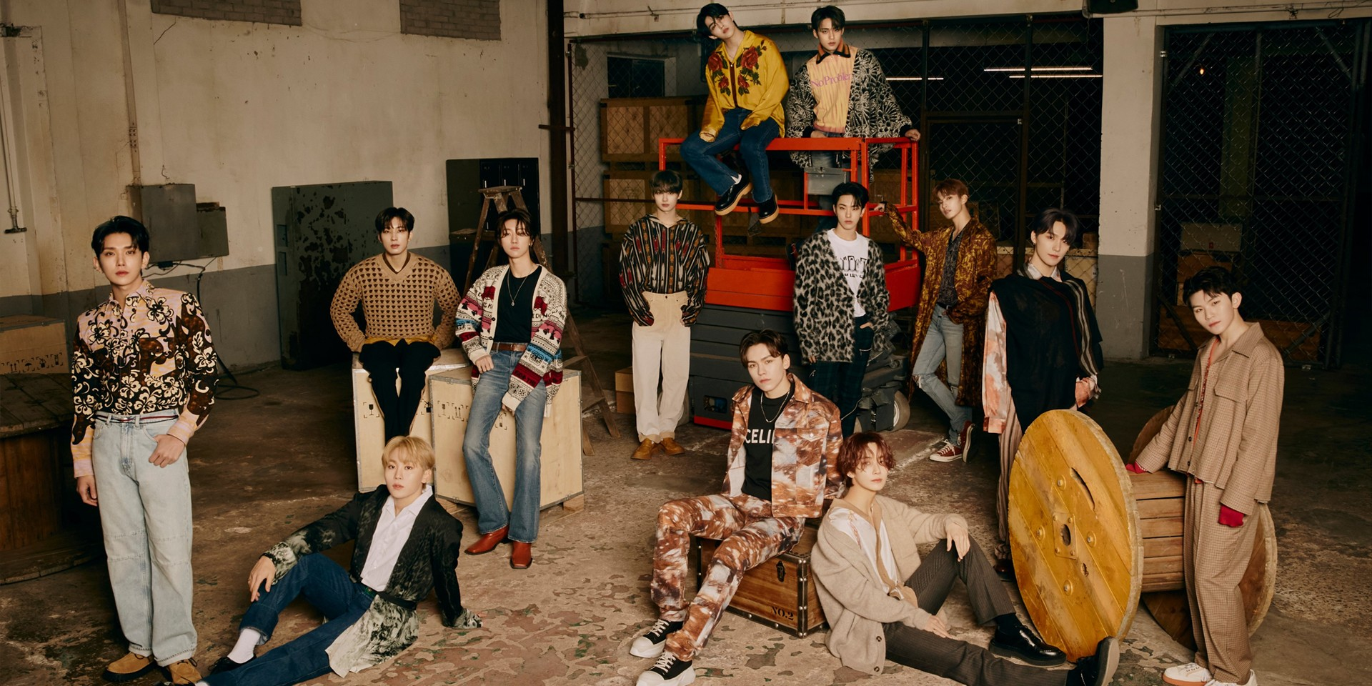 SEVENTEEN to hold digital 2021 JAPAN FANMEETING 'HARE' this April