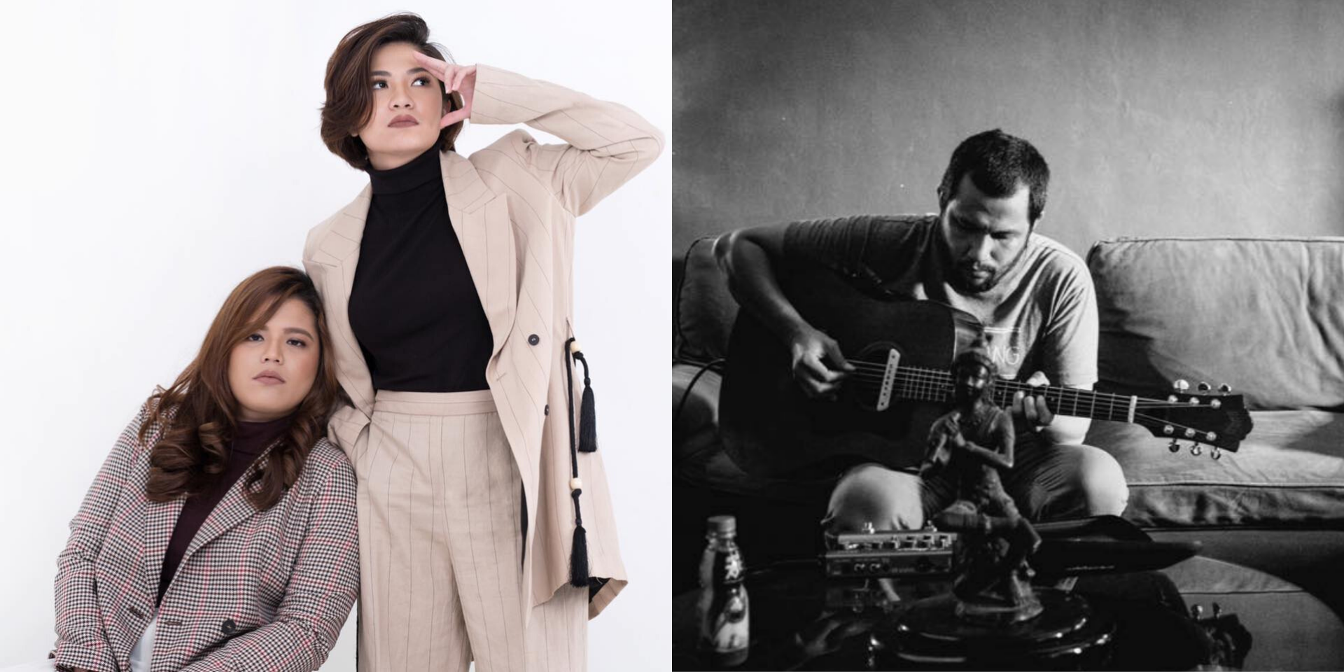 Leanne & Naara enlist Johnoy Danao for new single, 'Evergreen' – listen