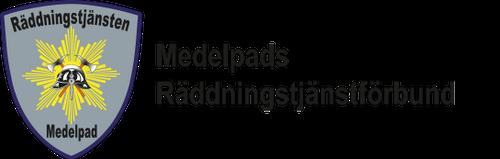 Medelpads Räddningstjänstförbund logo