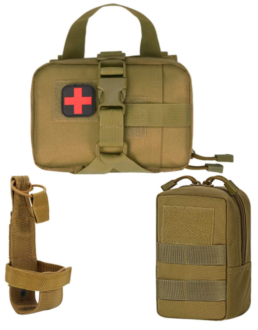 molle attachments for tactical vest
