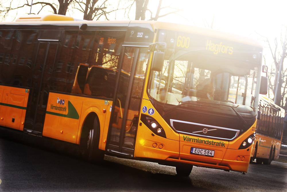 Buss från Värmlandstrafik