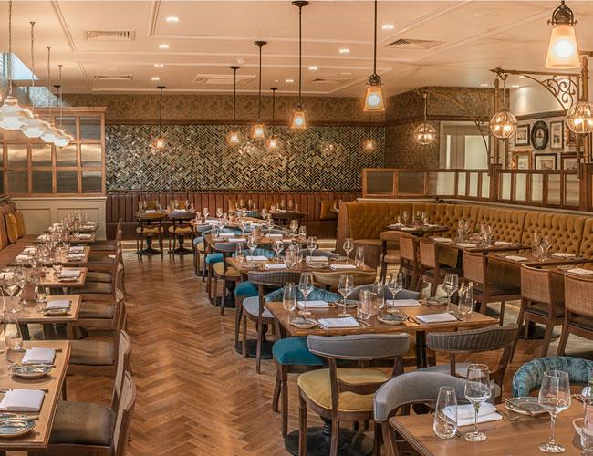 1705 restaurant in the De Vere Beaumont Estate