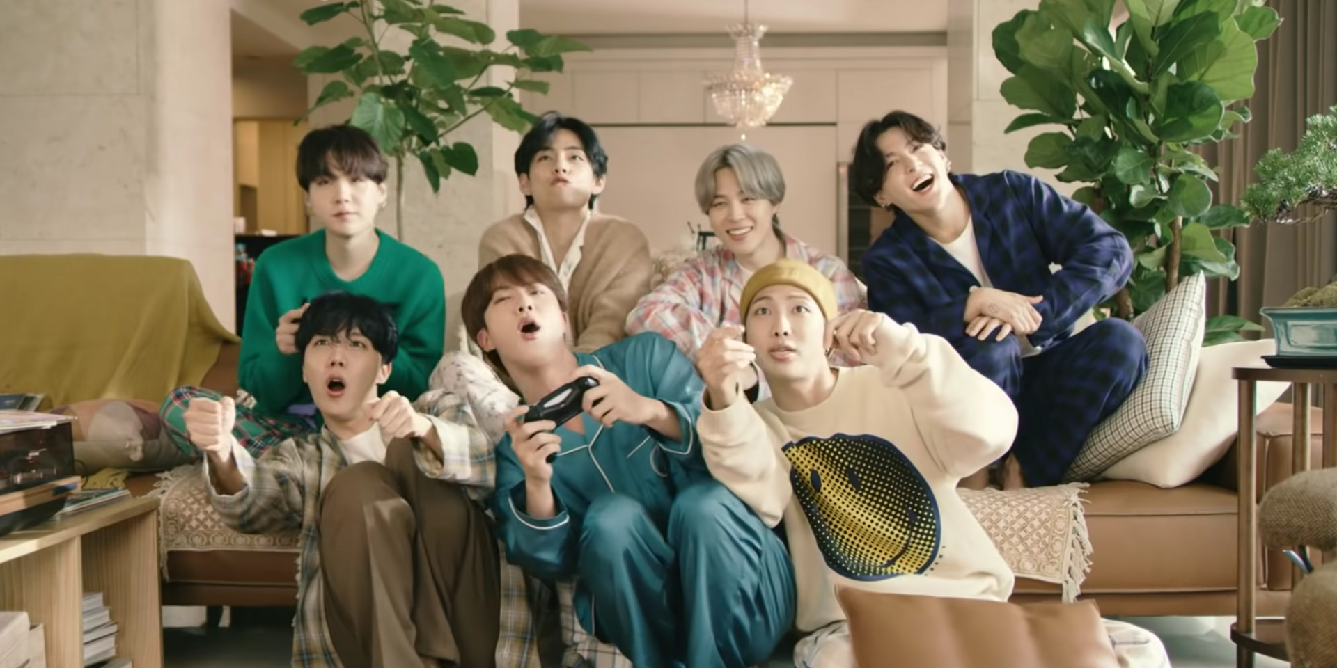 BTS announce TikTok challenge for ARMY version of the 'Life Goes On' music video