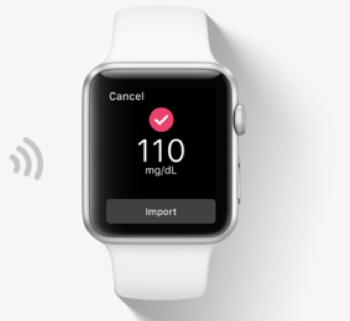 One Drop Blood Glucose Monitor and Apple Watch Partnership