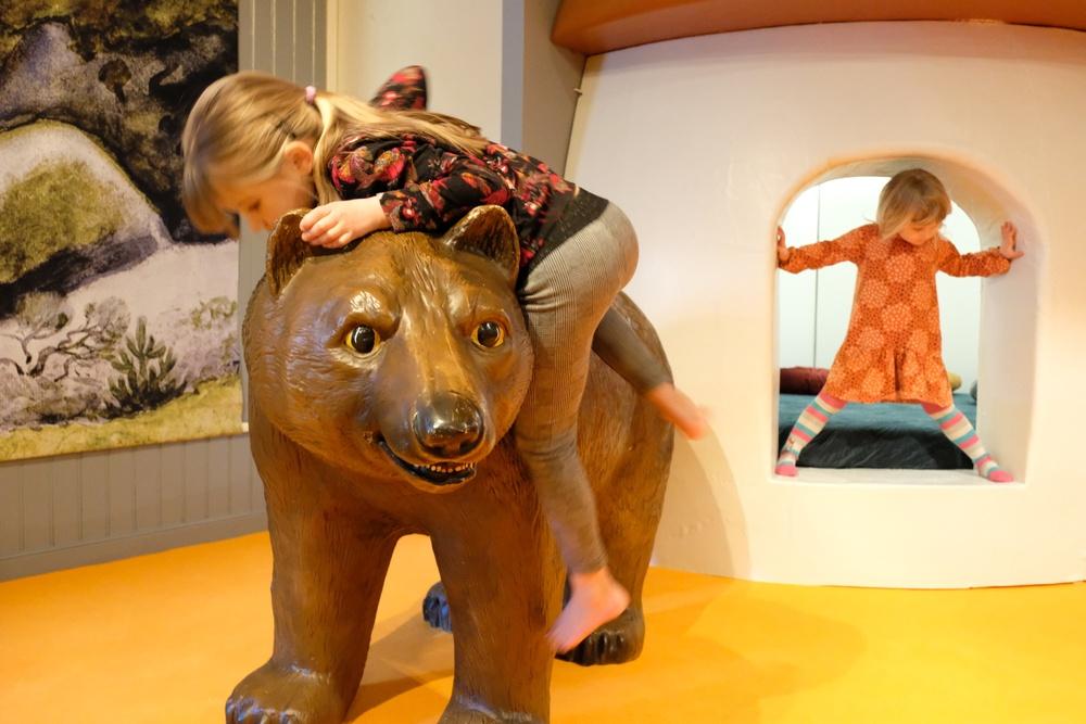 Elsa Beskows sagovärld – en lekutställning. Foto: Jessica Ljung, Kulturen