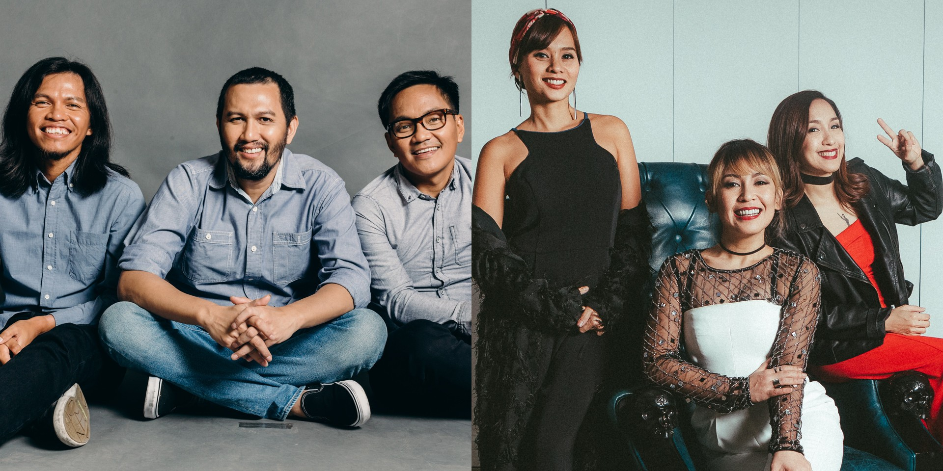 Ebe Dancel, Johnoy Danao, Bullet Dumas, Barbie Almalbis, Aia de Leon, and Kitchie Nadal to hold ALPAS online concert
