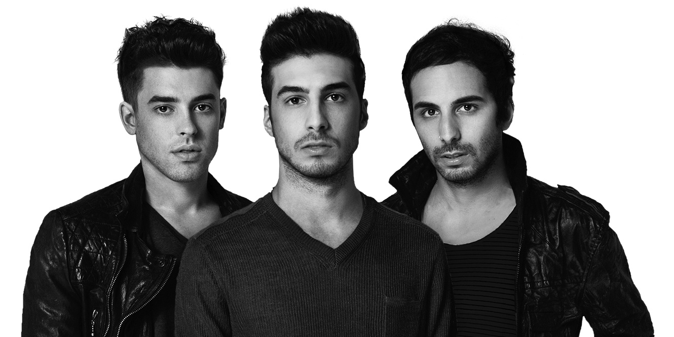 Cash Cash talk transitioning from pop-rock to EDM and more onboard It's The Ship 2018