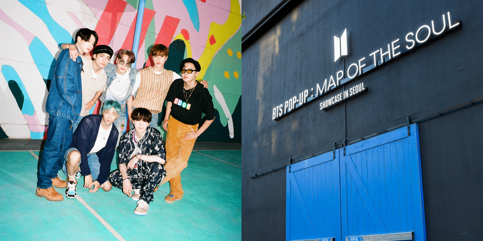 BTS open Map of the Soul online pop-up store, with showcases in Seoul, Singapore, and Tokyo, here's what you need to know