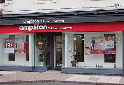 Photo du centre Amplifon de Le Creusot