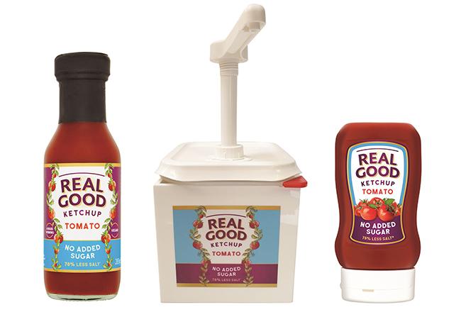 real good ketchup