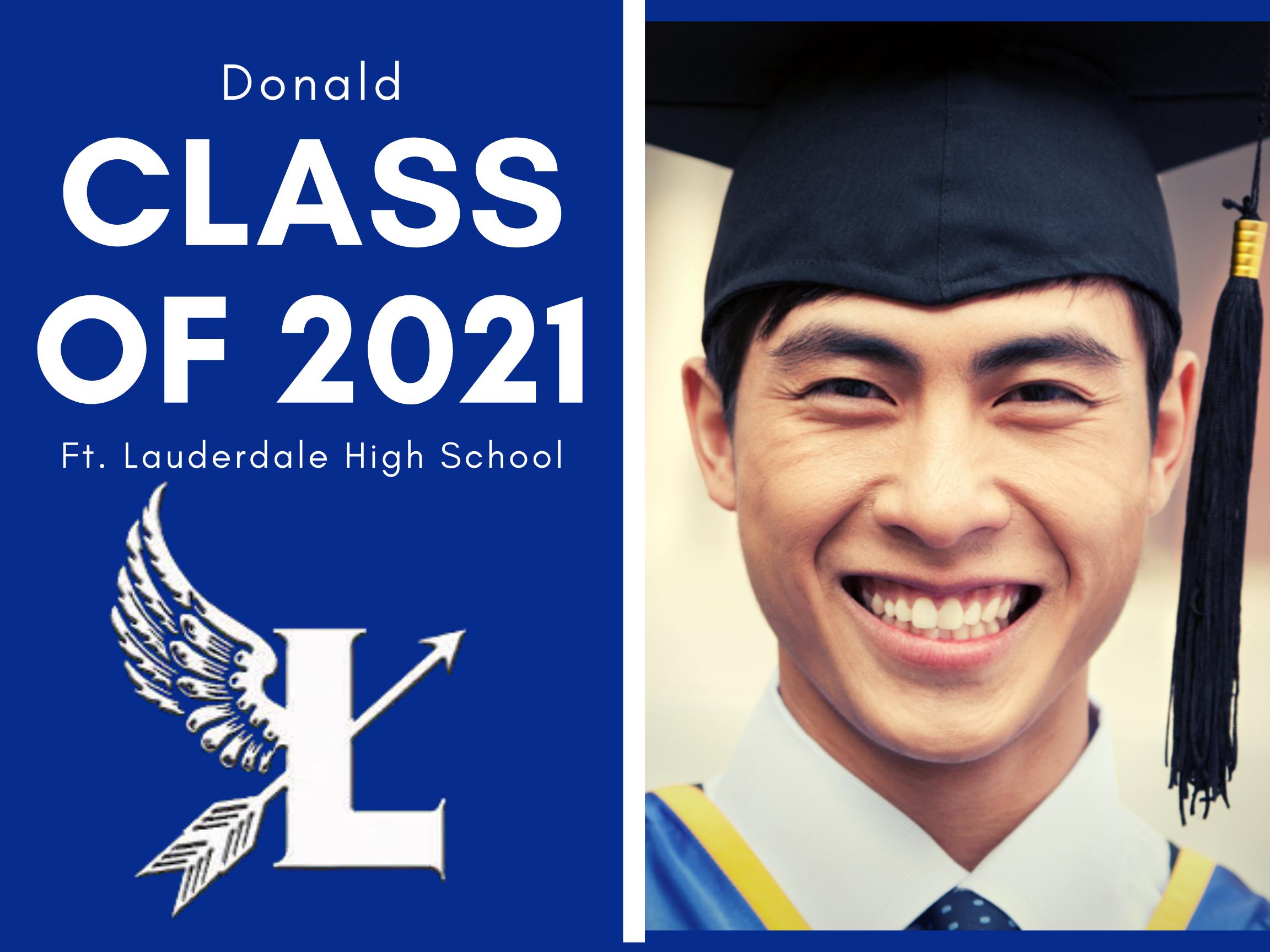 Senior Signs 2021