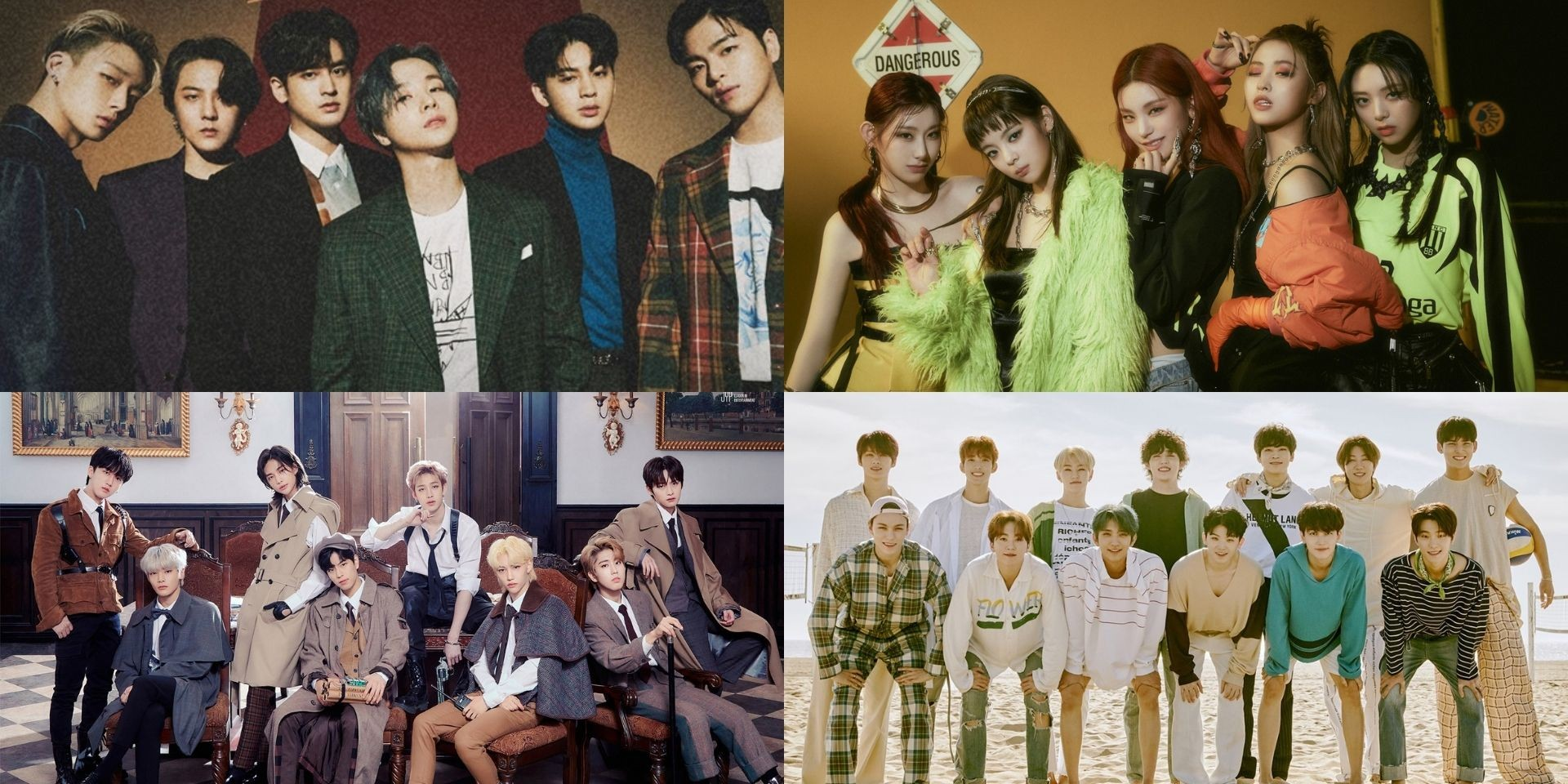 KCON:TACT 4 U announce lineup: ITZY, Stray Kids, SEVENTEEN, iKON, and more
