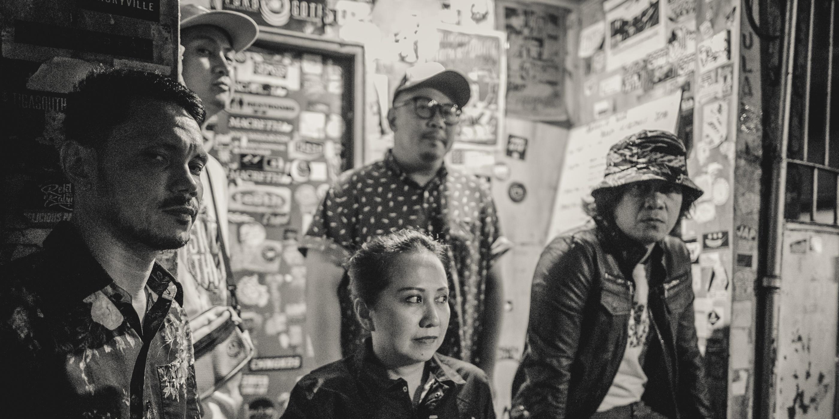 Sandwich take on Manila traffic woes in new single, 'Buhol Buhol' – watch