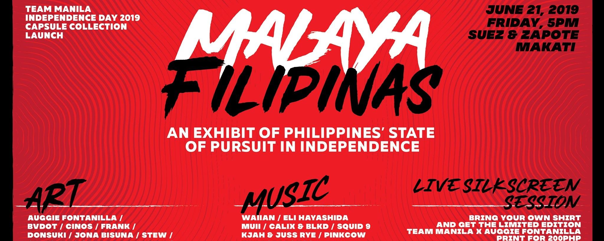 Malaya Filipinas