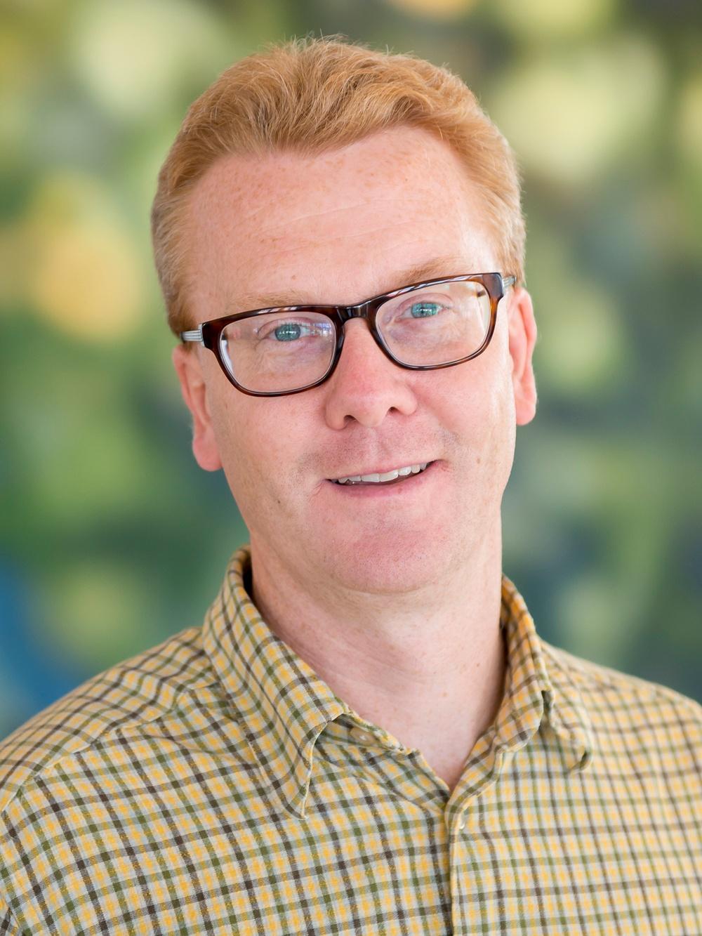 Erik Willén, processledare digitalisering på Skogforsk. Foto: Skogforsk