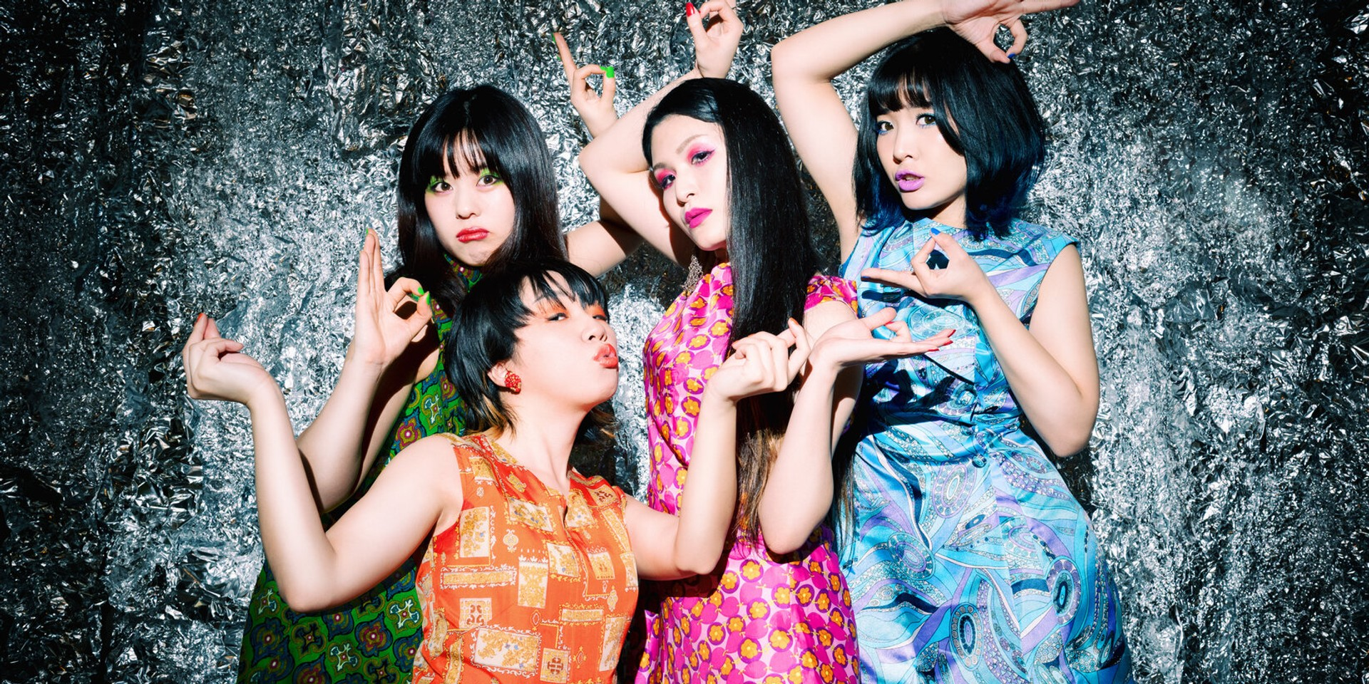 """Asia Spotlight: Japan's Otoboke Beaver on taking their """"deranged, crazy, and wacky"""" live shows from Kyoto to Coachella"""