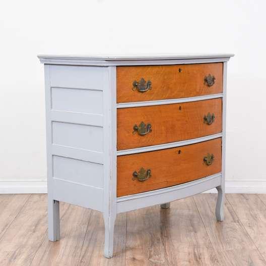 Shabby Chic Quarter Sawn Oak Dresser