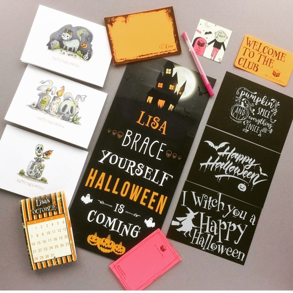 Halloween 2018 | October Grand Box