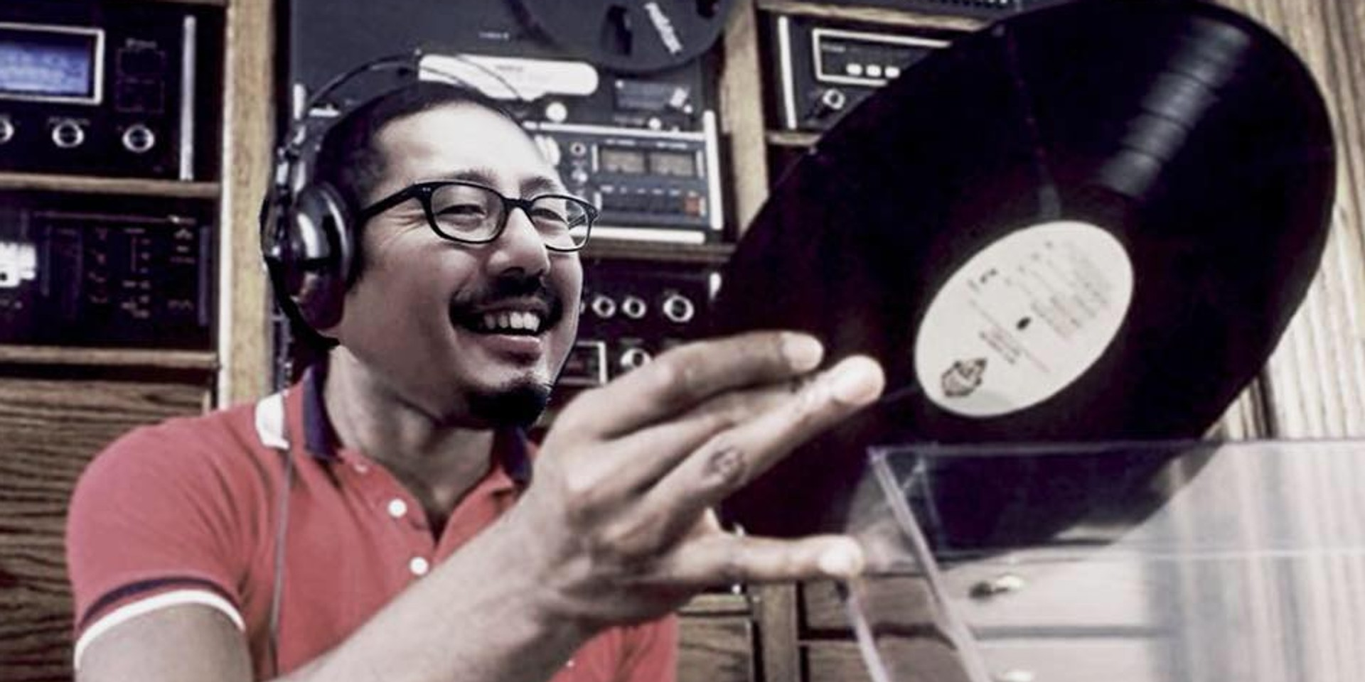 """""""For me, each vinyl has a story"""": DJ Itch on his collection of over 1,000 Southeast Asian vinyl records – watch"""