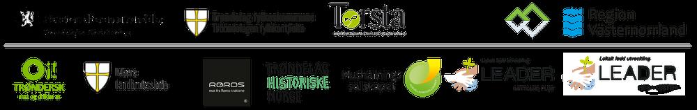 Samarbetspartner inom Interreg satsningen Mat och Dryck längs Nordens gröna bälte