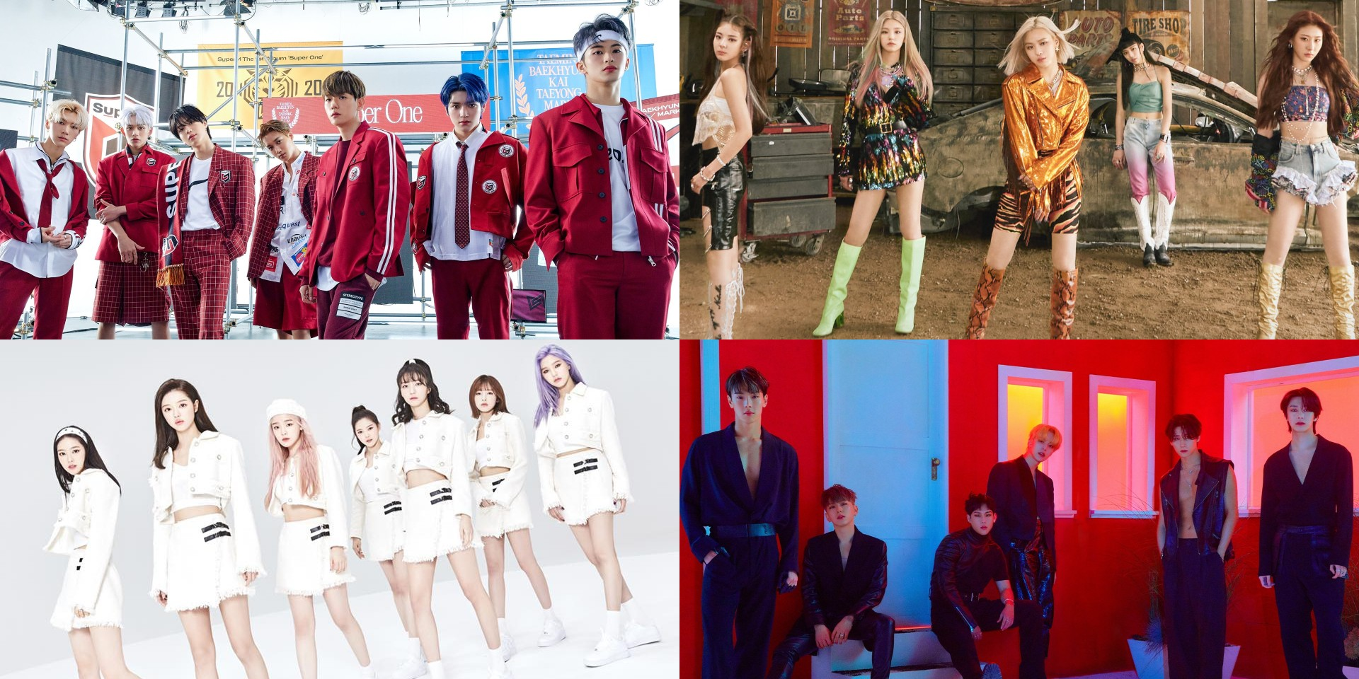 SuperM, Oh My Girl, ITZY, MONSTA X, and more to perform at ON: Hallyu Festival 2020
