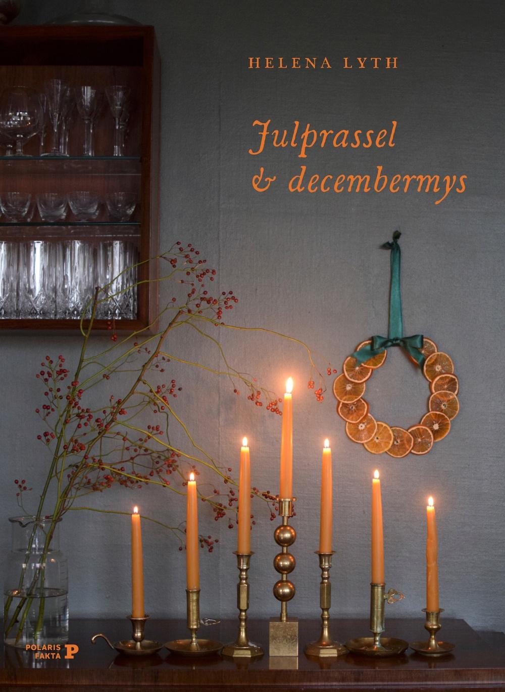 Bokomslag: Julprassel & Decembermys
