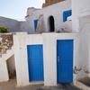 Exterior 3, Synagogue, Tamezret, Tunisia, Chrystie Sherman, 7/13/16