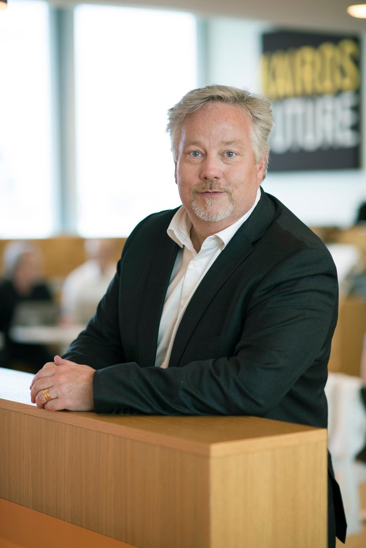 Lars Eidenvall, CTO, Director Research & Technology