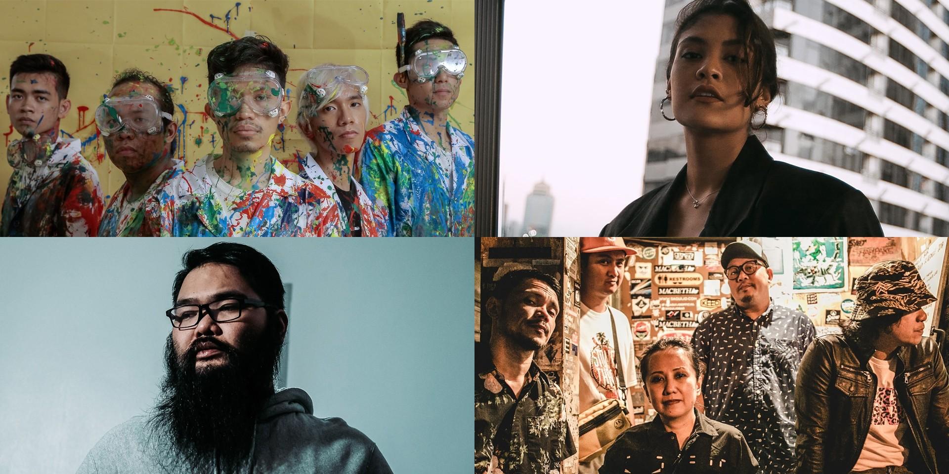 Munimuni, Sandwich, I Belong to the Zoo, Kiana Valenciano, and more release new music – listen