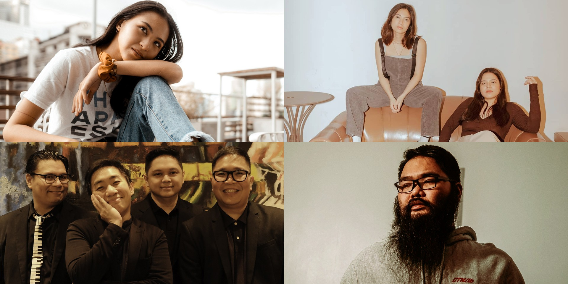 Clara Benin, The Itchyworms, Leanne & Naara, She's Only Sixteen, I Belong to the Zoo, and more release new music – listen