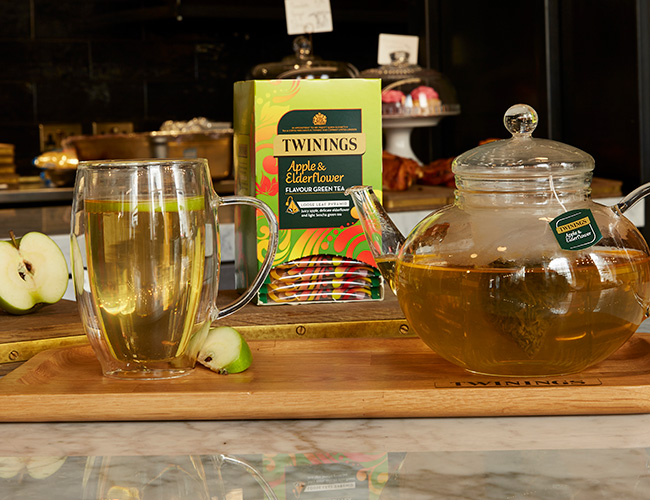 Twinings Apple & Elderflower Tea