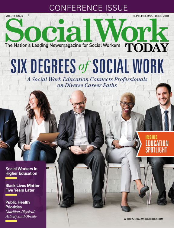 Social Work Today September/October 2018