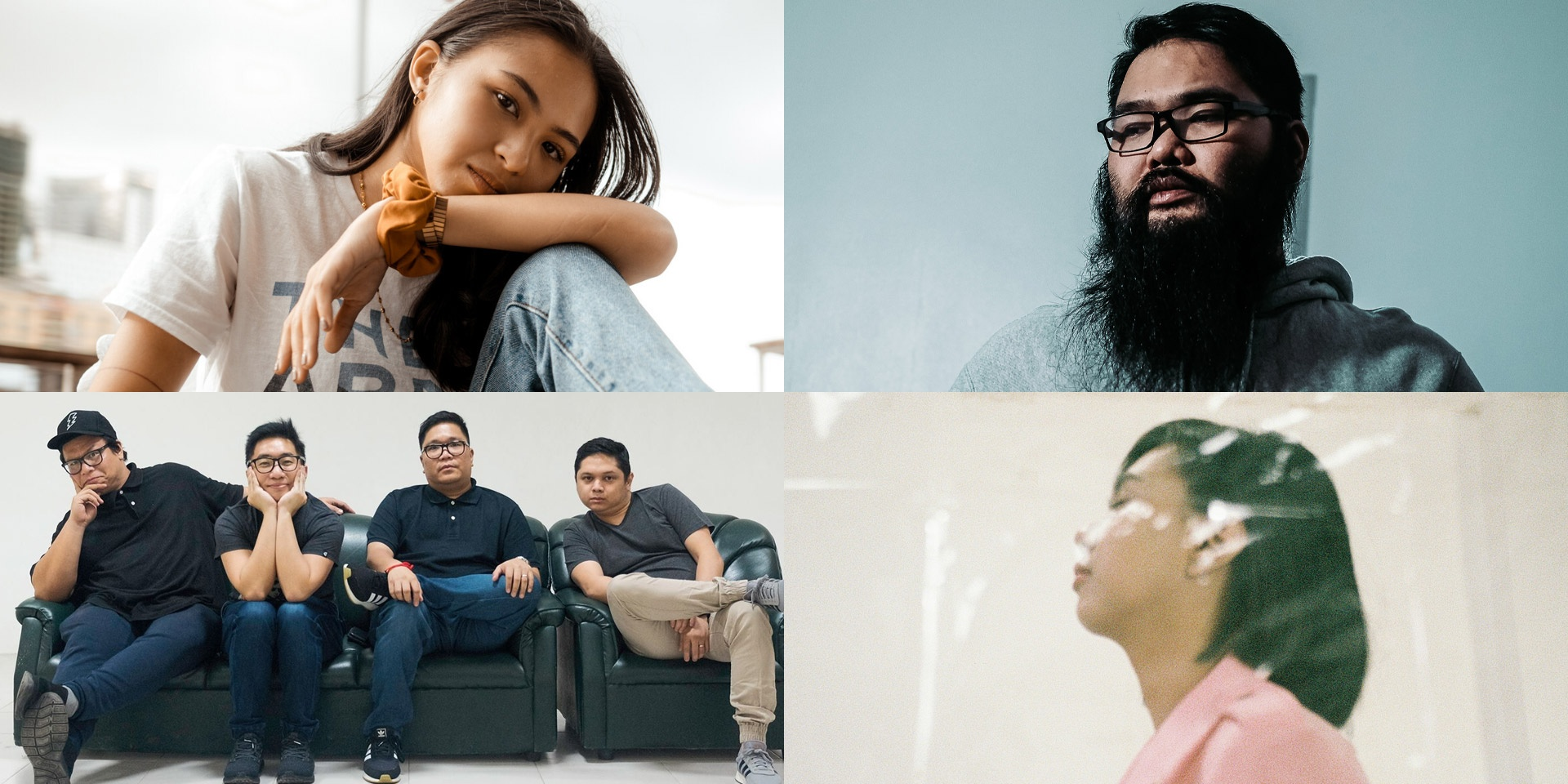 Asch and Clara Benin, The Itchyworms and The CompanY, I Belong to the Zoo, and more release new music – listen