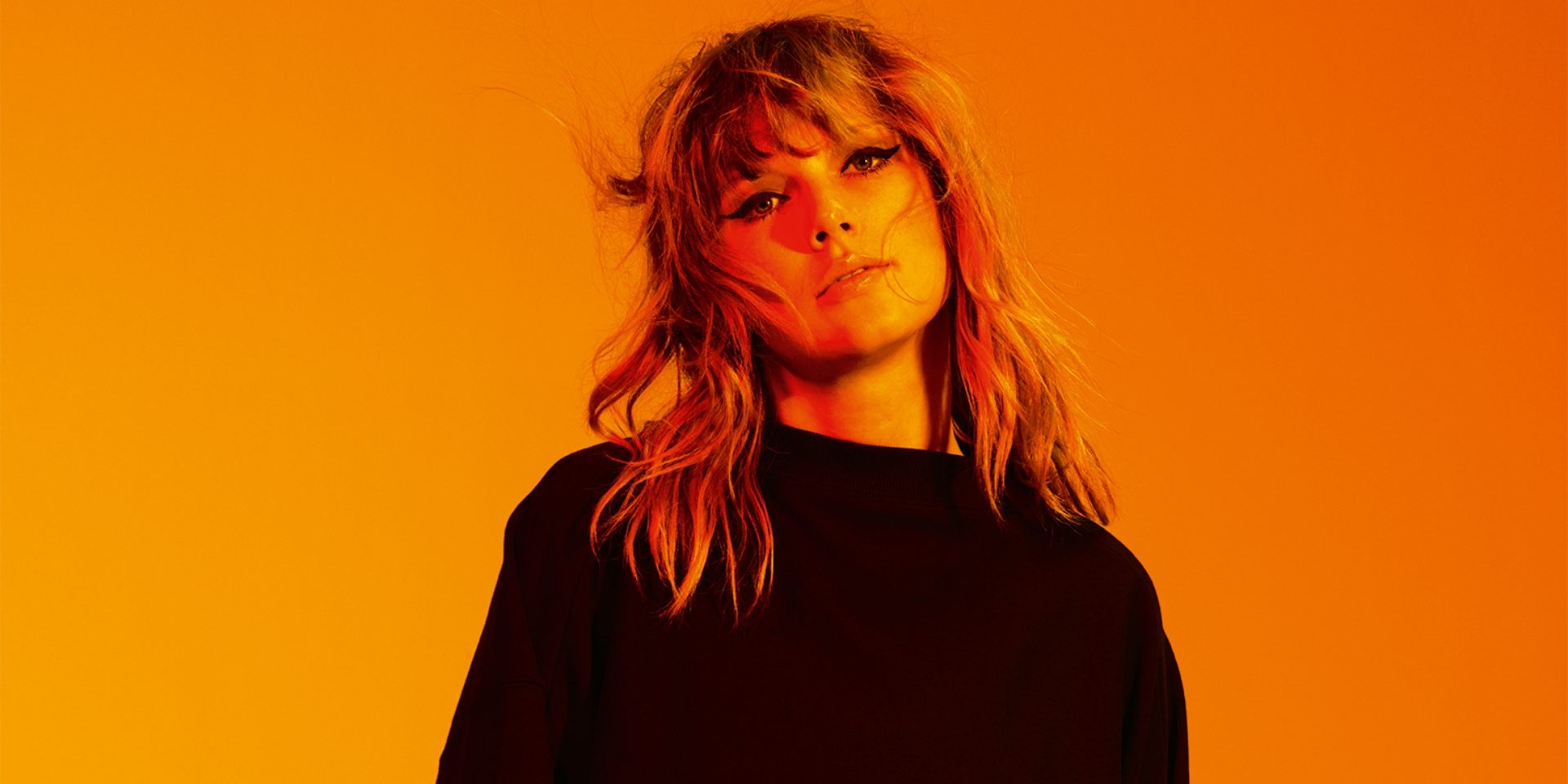 Taylor Swift launches countdown clock, rumours of a new album intensify