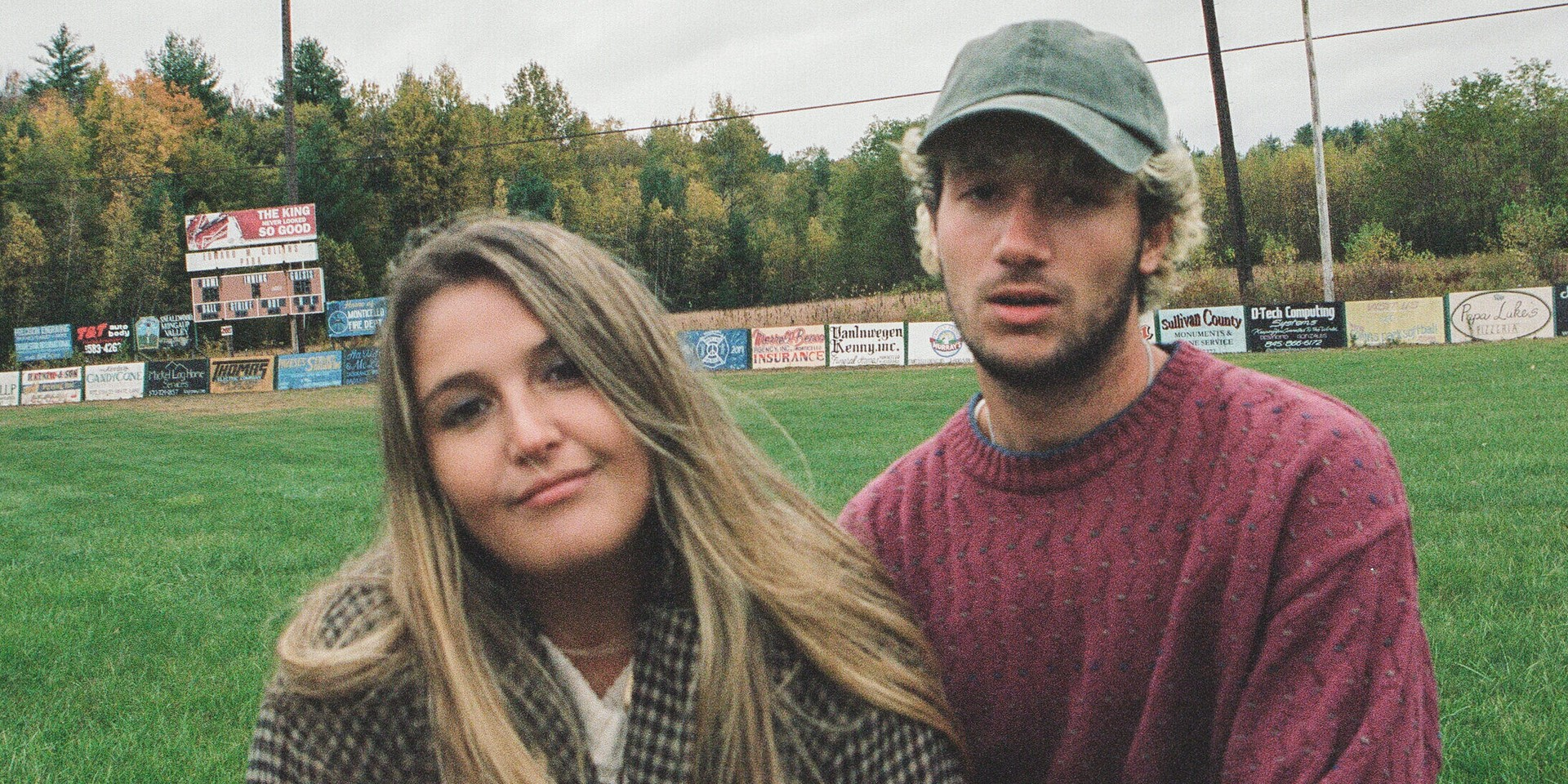 "Jeremy Zucker and Chelsea Cutler on being each other's ""musical soulmate"" and the story behind their collaborative EP 'brent ii'"