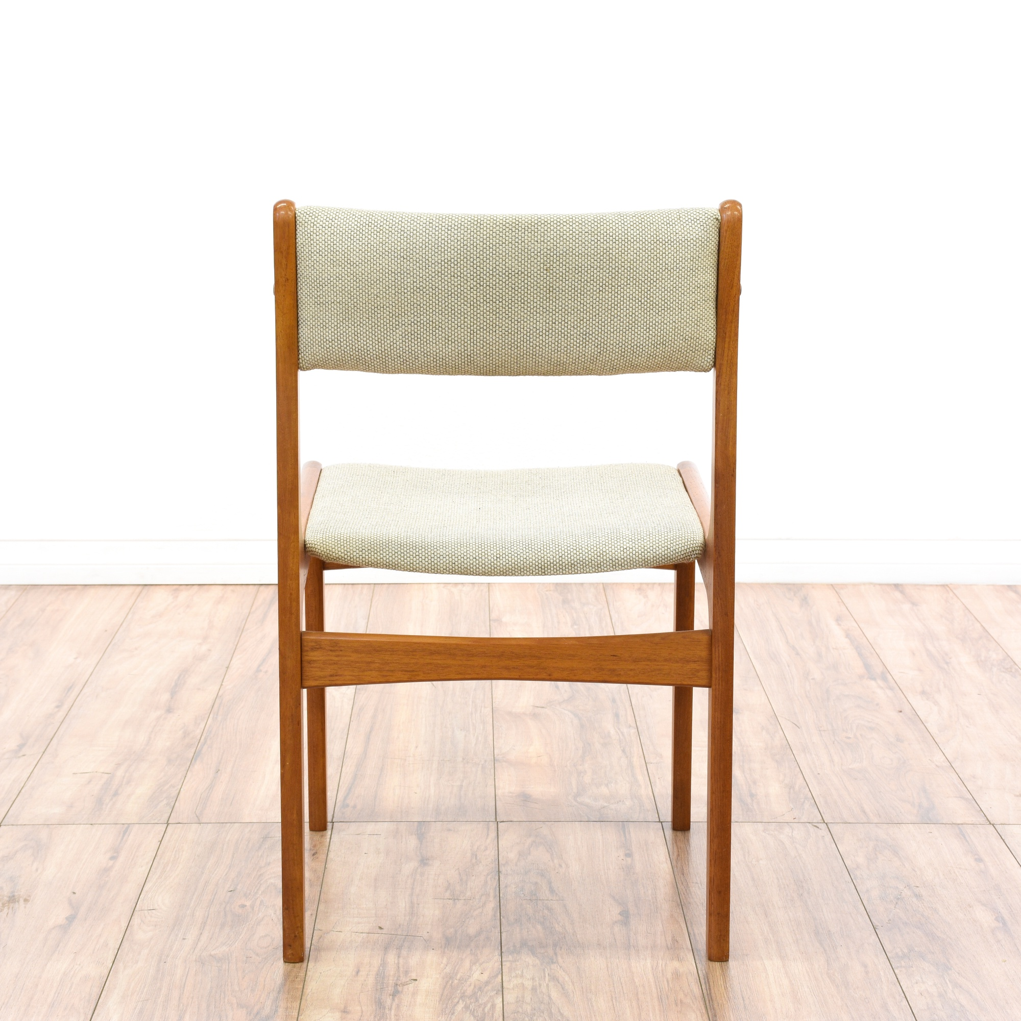 Set of 6 brdr furbo danish modern dining chairs for Danish modern la