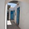 Exterior 3, Stairs of (Aliyat) Rabbi Sassi, Djerba, Tunisa, Chrystie Sherman, 7/7/16