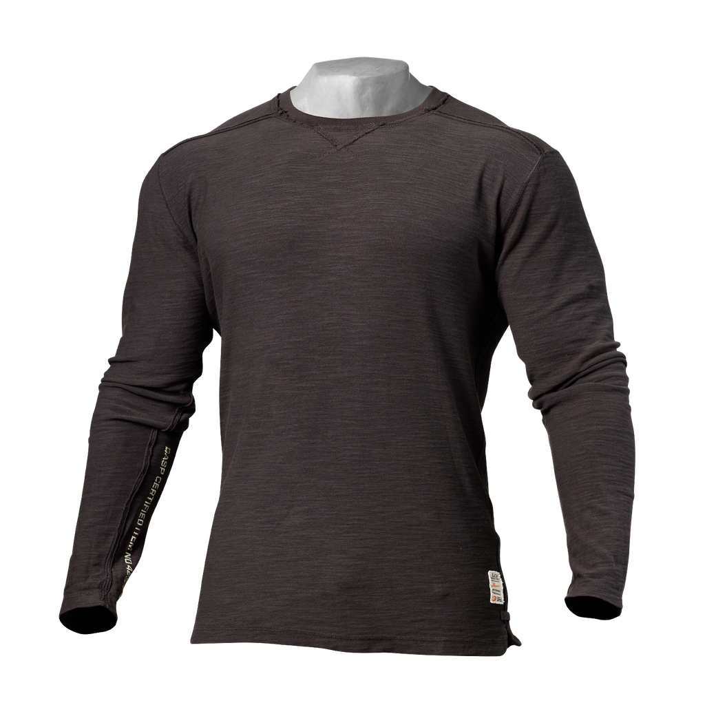 A product image of Broad street l/s, Dark grey